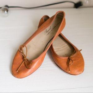Anniel Ballet Flats Size 35